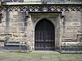 West door of St Giles' - geograph.org.uk - 1472318.jpg