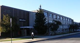 Western High School (Baltimore) - Image: Western High School, Baltimore MD