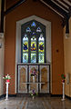 Wexford Church of the Assumption South Aisle Altar Our Mother of Perpetual Help 2010 09 29.jpg