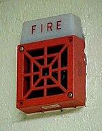 The Schumin Web » Wheelock AS-2415  |Wheelock Fire Alarm Horn Strobe