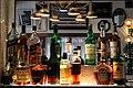 Whiskies at Roosevelt Hotel Hollywood, California.jpg