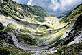 Wide view over the northern Transfagarasan.jpg