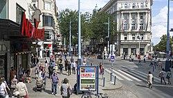 Wien 07 Mariahilfer Straße Shopping a