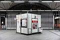 Wien U3 Johnstraße Zugang Wasserwelt 2020-03-28 nachts c.jpg