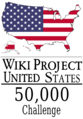 WikiProject United States logo and 50k logo.png