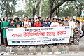 Wiki gathering at Ekushey Book Fair 2015.JPG