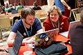 Wikimedia Hackathon 2013, Amsterdam - Flickr - Sebastiaan ter Burg (19).jpg