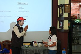 Wikimedians of Nepal Event 2018-06-24 (41).jpg