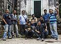 Wikipedia Takes Kolkata 4 - Participants Group Photo.jpg