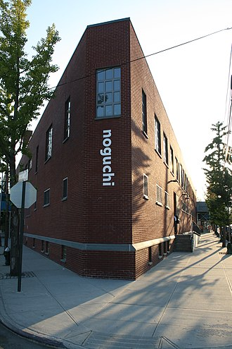Japanese in New York City - The Noguchi Museum in Long Island City, Queens