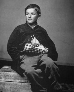 William Black (soldier) - William Black is considered to be the youngest wounded soldier of the American Civil War