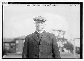 William F. Donovan - Image: William (Pooch) Donovan