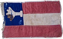 William Clarke Quantrill's flag.jpg