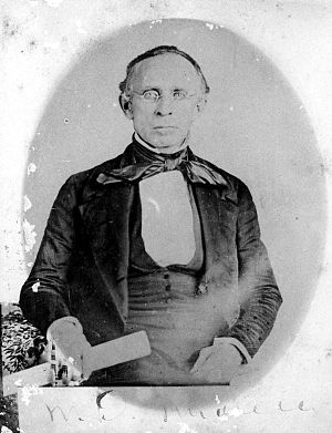 William Dunn Moseley - Image: William Dunn Moseley daguerreotype