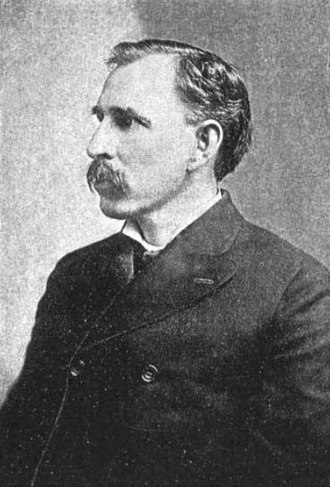 William O'Connell Bradley - William S. Taylor was the Republican nominee to succeed Bradley.
