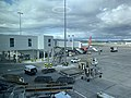 Window view from waiting area in Glasgow International Airport 06.jpg