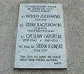Winiary church, Poznan, plaque (2).JPG