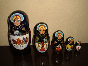 Winter-themed matryoshka set.JPG