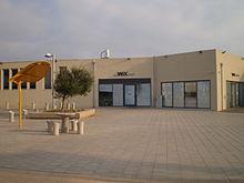 משרדי ויקס במתחם נמל תל אביב