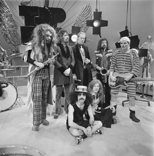 Wizzard English band