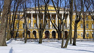 Meshchansky District - Image: Wki Dostoyevsky Street 4 Moscow Alexanders Institute