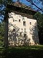 Wohnturm der Wallburg Szigeterdő, 2018 Dombóvár.jpg