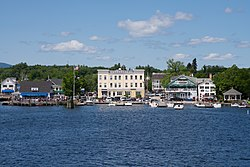 Wolfeboro, New Hampshire.