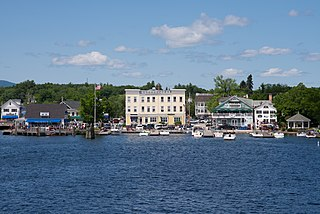 Wolfeboro, New Hampshire Town in New Hampshire, United States