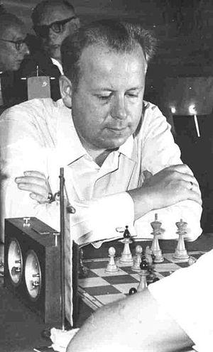 Wolfgang Uhlmann - Uhlmann in 1967