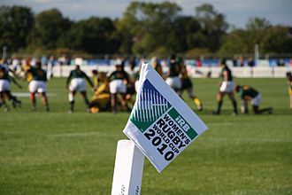 2010 Women's Rugby World Cup - Women's Rugby World Cup – Guildford 2010