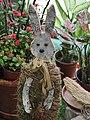 Wood bunny from gardening exhibition.jpg