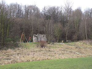 Ponderosa (Sheffield) - The upper area is heavily wooded and has an adventure playground.