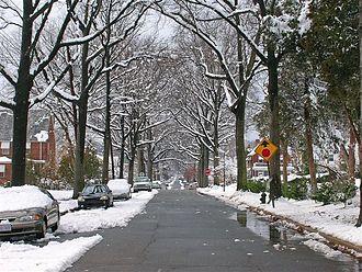 Woodridge (Washington, D.C.) - Woodridge is a primarily residential neighborhood.