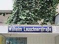 Worms Wilhelm-Leuschner-Straße Straßenschild alt.jpg