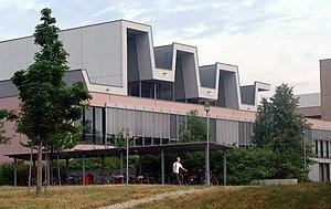 University of Würzburg - Image: Wuerzburg university lecturehall 2005
