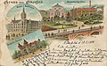 Wuppertal, Nordrhein-Westfalen - Brausenwerther Platz; Neues Rathaus; Stadthalle (Barmen) (Zeno Ansichtskarten).jpg