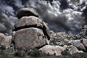 Mount Pindo - Image: Xigante do Monte Pindo