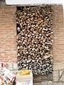 Xinhua Street Upper Huangshan firewood recess.JPG