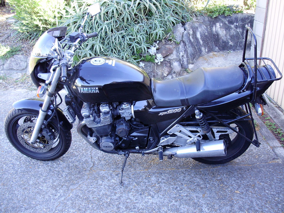 Yamaha MT 15 Wikipedia: Yamaha XJR1200