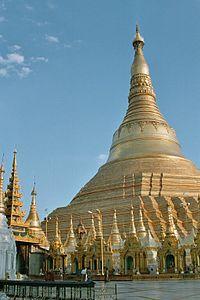 Shwedagon-Pagode (Archivfoto)