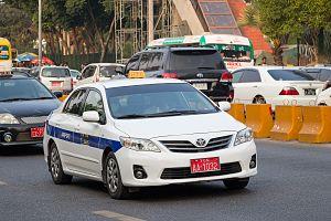 Yangon taxi 02