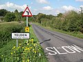 Yelden - Entering the village from the East - geograph.org.uk - 250012.jpg