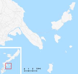 Katsuren Peninsula - Katsuren Peninsula and the Yokatsu Islands