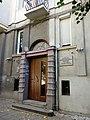 Yordan Slivopolski - Piligrim home with memorial plaque, 18 Vasil Aprilov Str., Sofia.jpg
