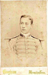 Young man in uniform by Bingham of Memphis Tennessee.png