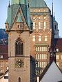 Zürich - Lindenhof - Predigerkirche IMG 2012.jpg
