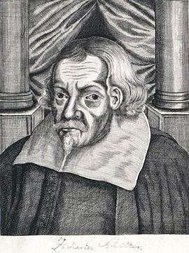 Zacharias Schilter