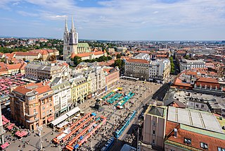 Zagreb Capital of Croatia