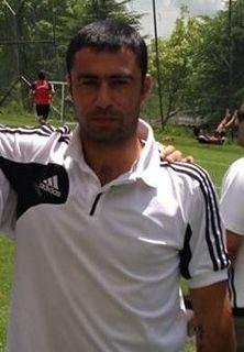 Zaur Tagizade Azerbaijani footballer