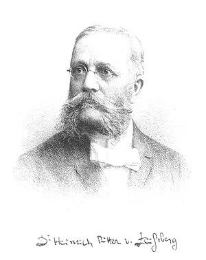 Heinrich Ritter von Zeissberg